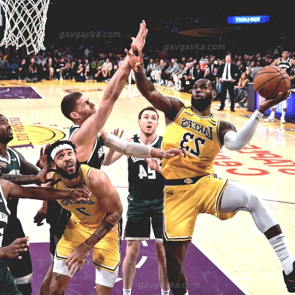 การแข่งขัน NBA ปี 2020